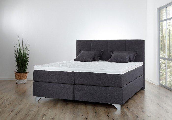 boxspringbetten fashion wohnen and more. Black Bedroom Furniture Sets. Home Design Ideas